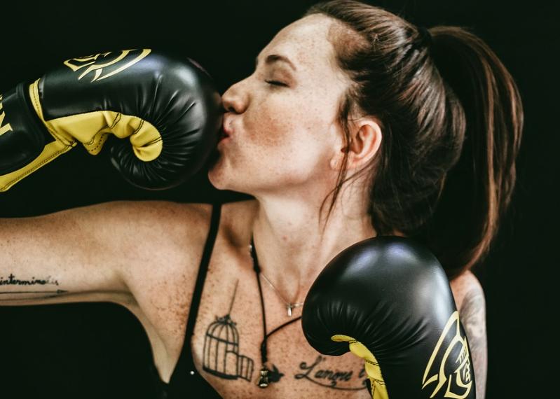 Gants de boxe pour femmes – il faut en tenir compte lors de leur achat