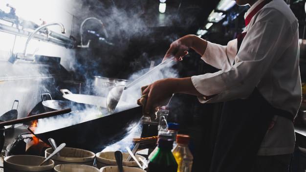 entretien du wok